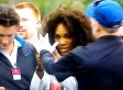Serena Williams Takes Picture Of Tiger Woods, Gets Caught By Honda Classic Official (VIDEO)