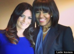 Barbara Bermudo Michelle Obama