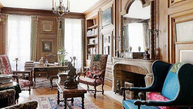 House Tour Inside A Glamorous Parisian Apartment Photos