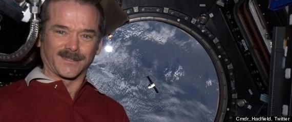 CHRIS HADFIELD DRAGON