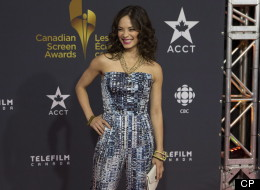 Kristin Kreuk Canadian Screen Awards