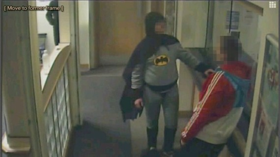 batman in west yorkshire