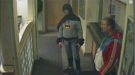 batman west yorkshire police