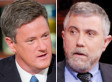 Joe Scarborough And Paul Krugman Are Fighting Over Census Bureau Changes