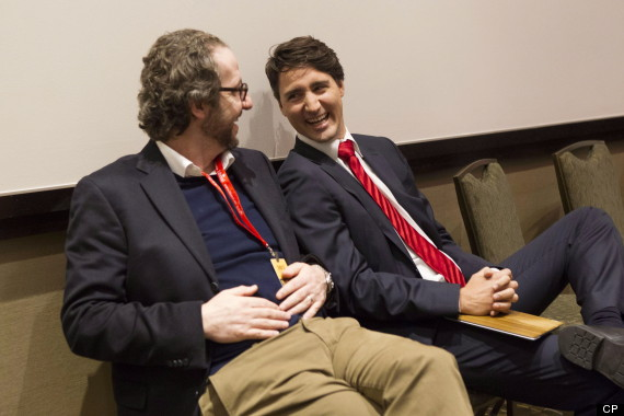 justin trudeau gerald butts