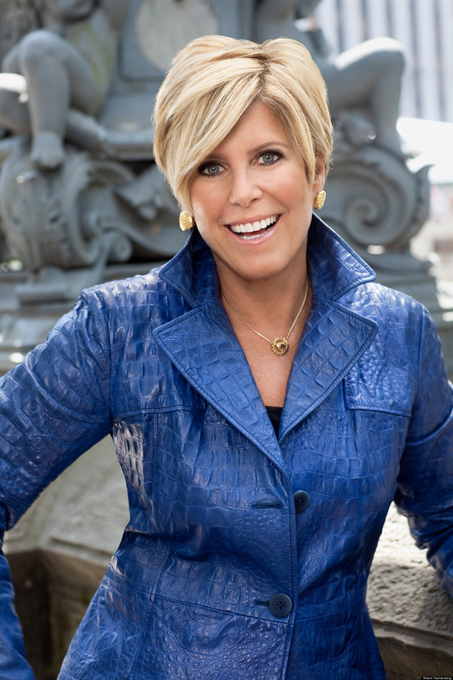 Pictures of suze orman