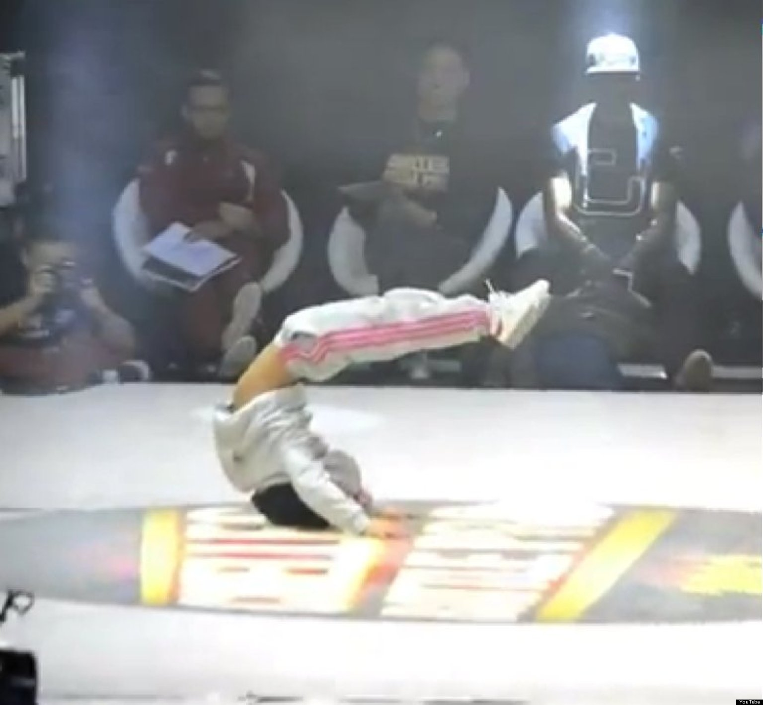 This 6-Year-Old Break Dancer Will Blow Your Mind