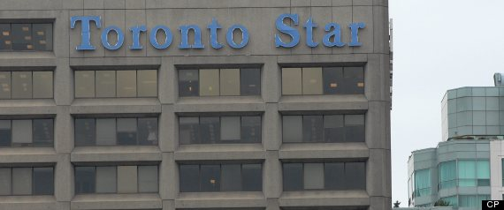 Toronto Star Layoffs Job Cuts Outsourcing