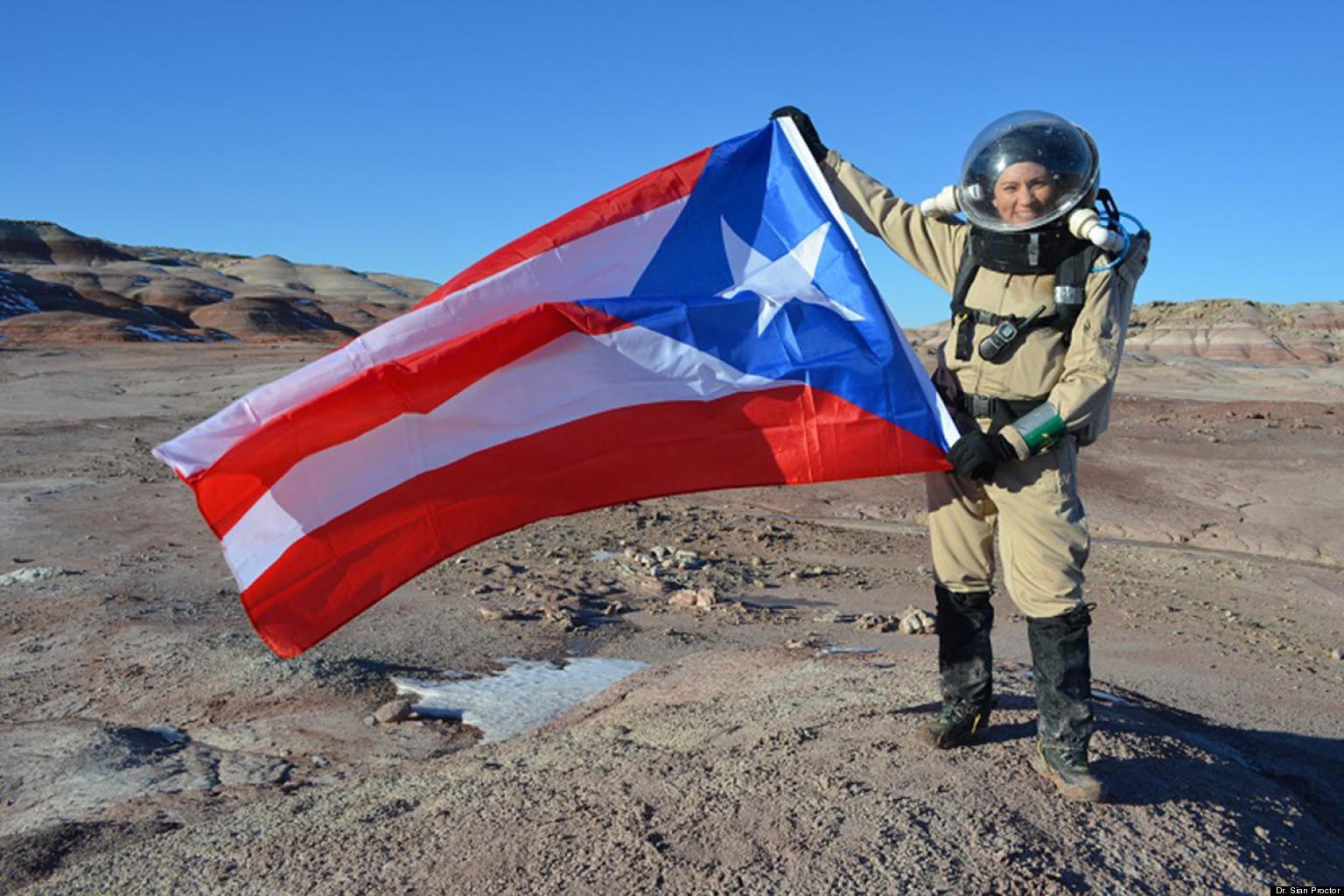 Yajaira Sierra Sastre Future Latina Astronaut Brings