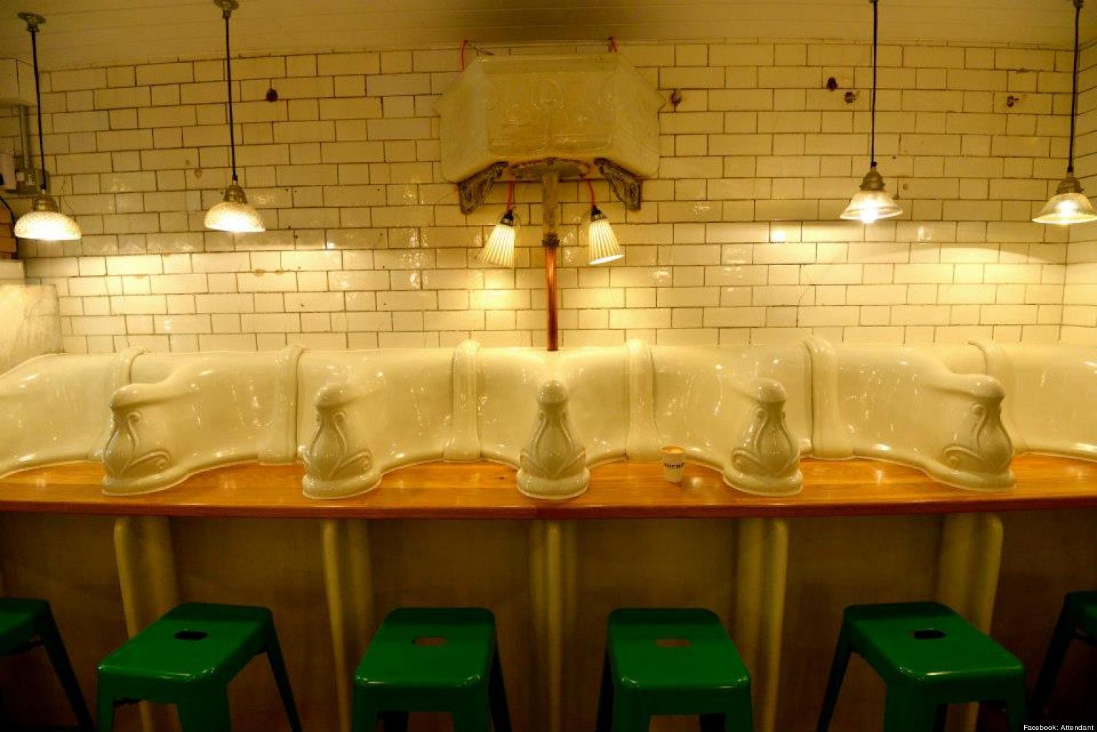 Фото из мужского туалета 8 фотография