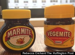 Taste Test: Vegemite vs. Marmite