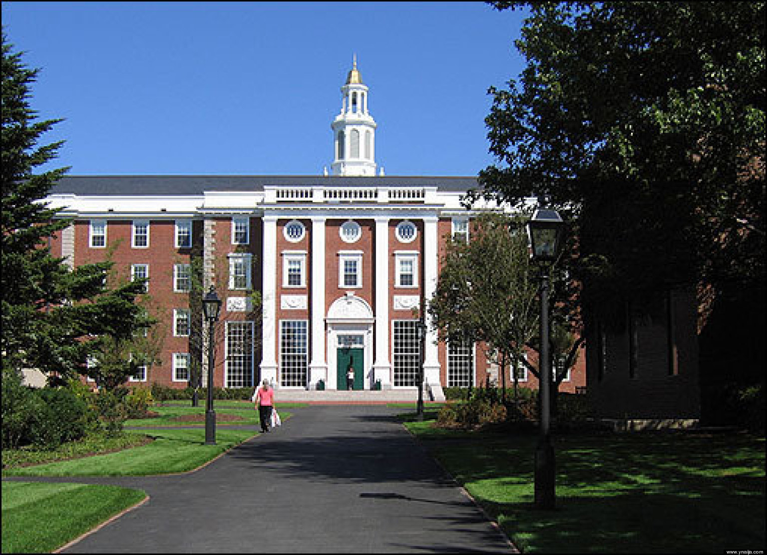 The Day Women Took Over Harvard Business School