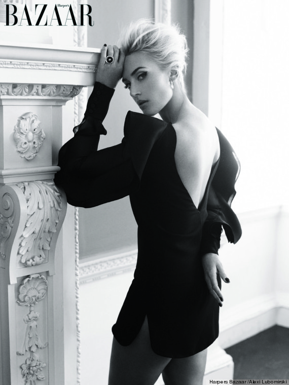 kate winslet harpers bazaar april issue alexi lubo