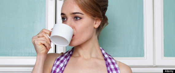 how to stop caffeine shakes