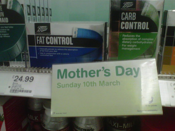 Worst. Mother's Day Gift Idea. Ever. (PICTURES)