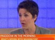Rachel Maddow On 'Today' About Sequester: 'We Invent Our Own Crises' (VIDEO)