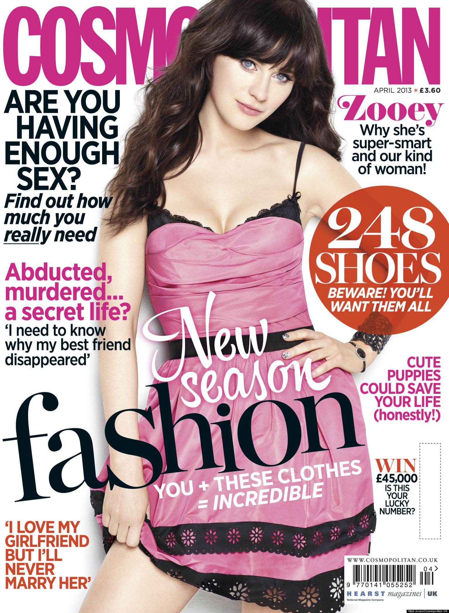 Zooey Deschanel Divorce: Actress Says She Still Believes ...