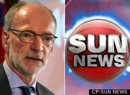 Hubert Lacroix Sun News