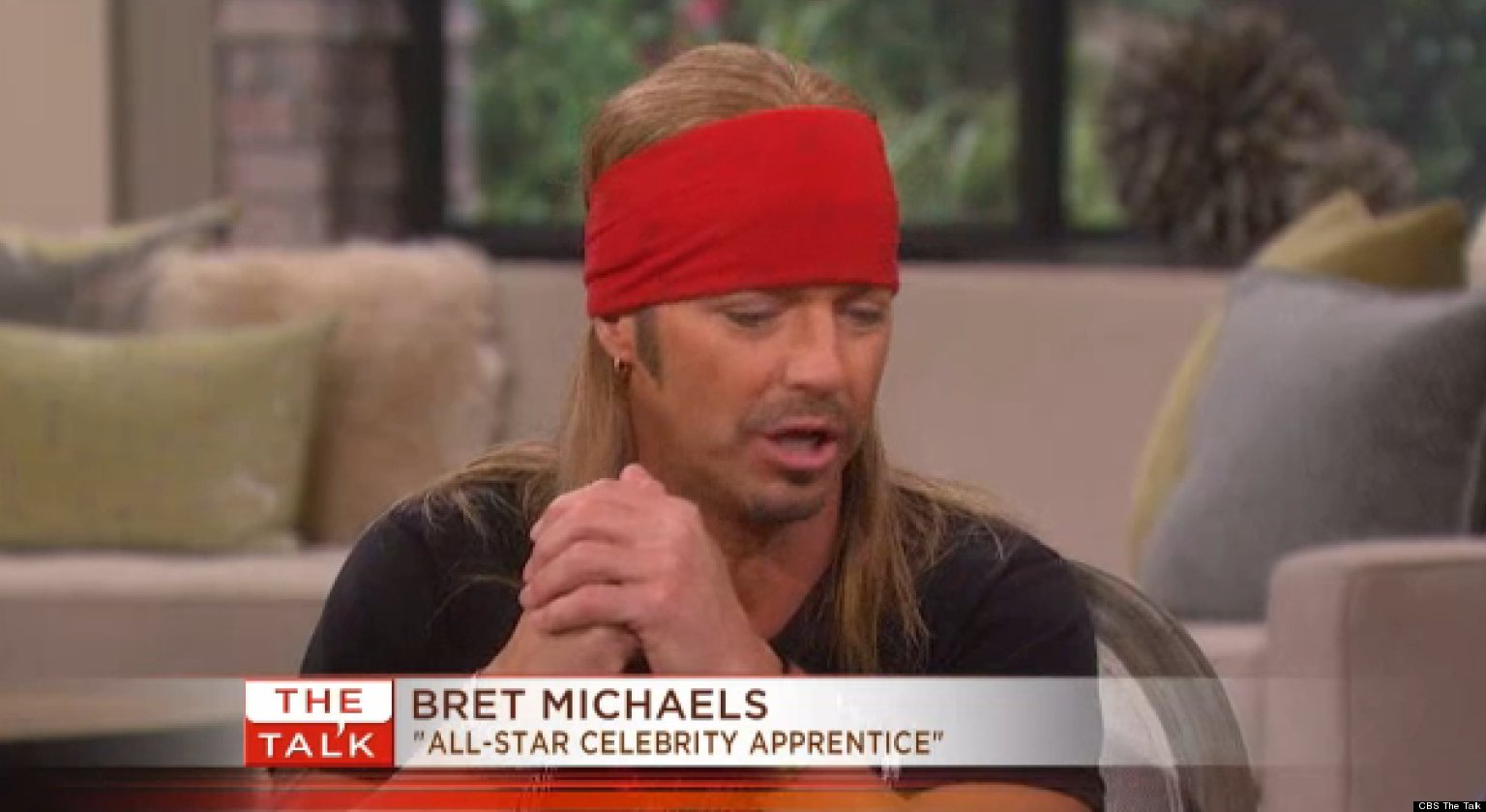 Celebrity apprentice with bret michaels