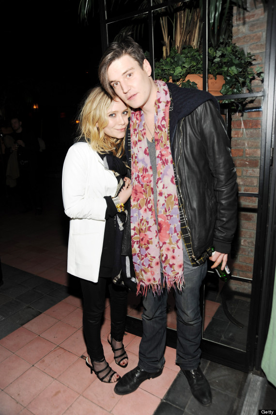 Mary Kate Olsen And Olivier Sarkozy Age Difference Mary-Kate Olsen's Dati...