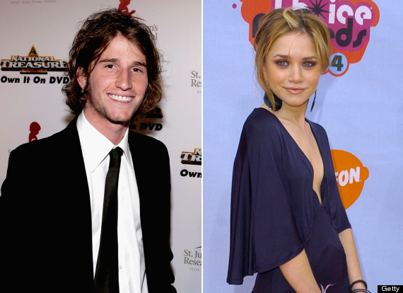 Mary kate olsen dating history