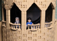 LEGO Hogwarts: Alice Finch, Mom, Uses Toy Wizardry To Recreate Harry Potter's School (PHOTOS)