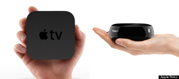 apple tv roku