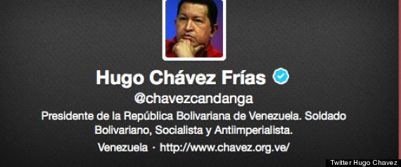 CHAVEZ TWEET