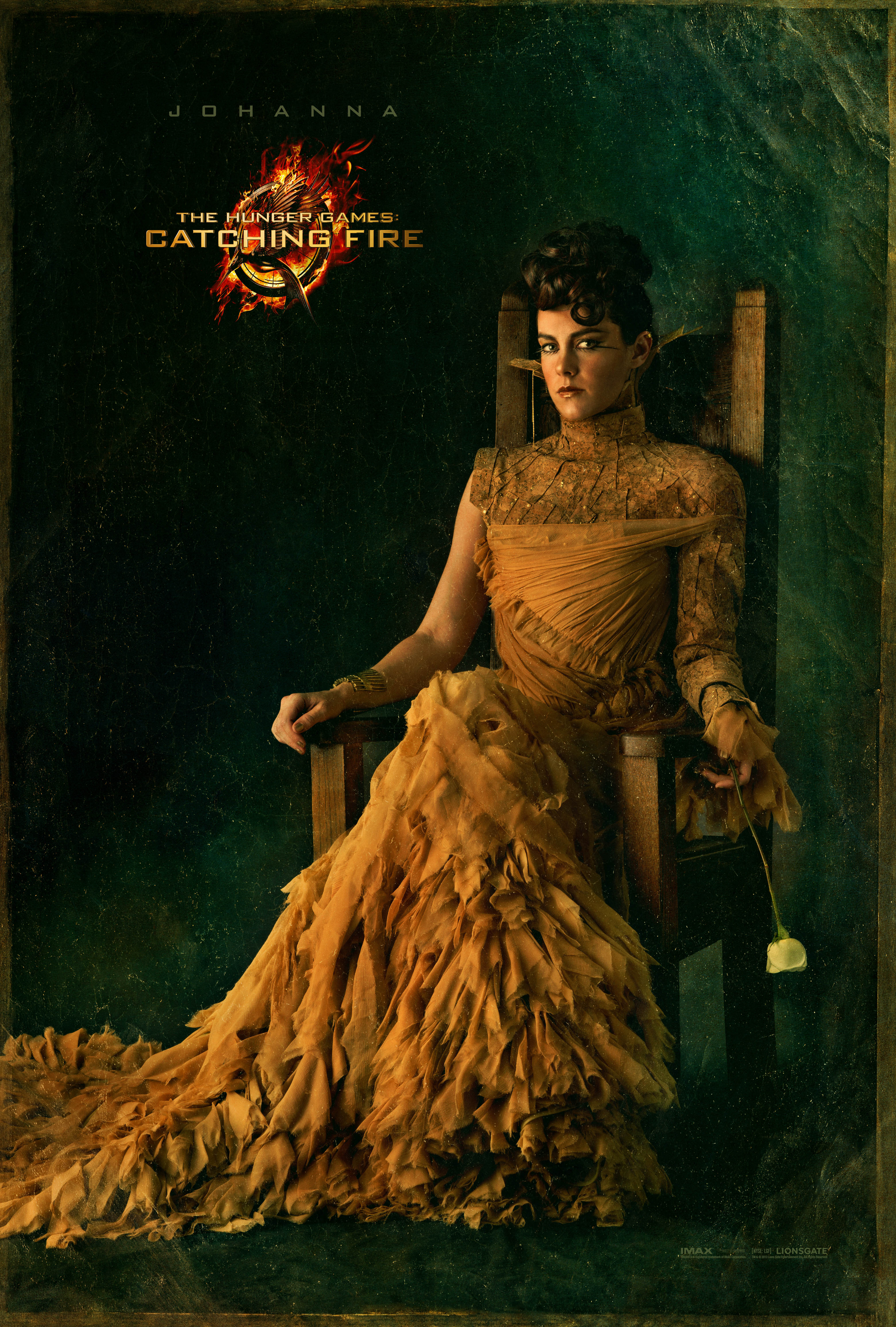 Hunger Games: Catching Fire Costumes and Wardrobe
