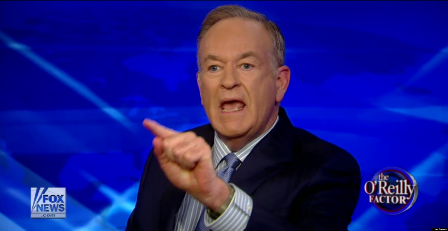 bill oreilly is gay