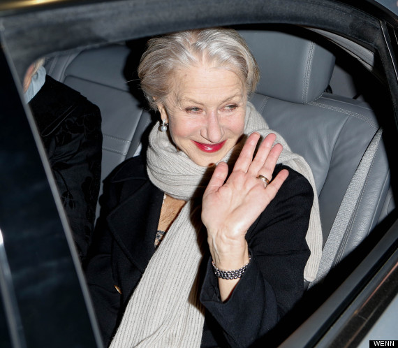 Helen Mirren Bush Imag...