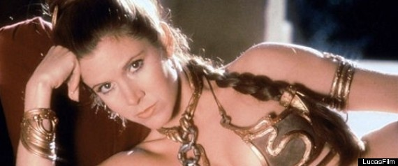 STAR WARS 7 LEIA