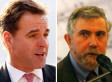 Paul Krugman Calls Niall Ferguson's Latest Attack 'Pathetic'