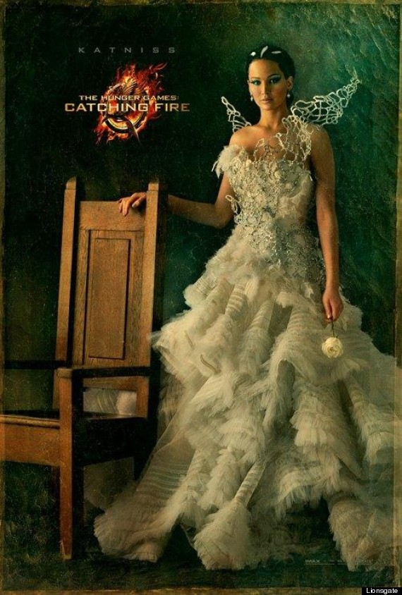 catching fire portrait katniss