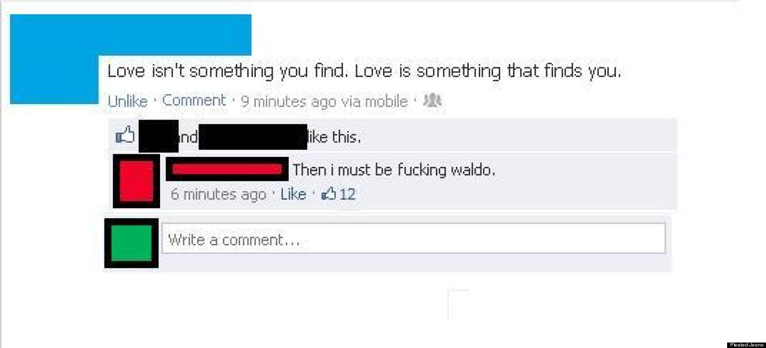 17 Clever Facebook Comments We Wish We Thought Of Pictures