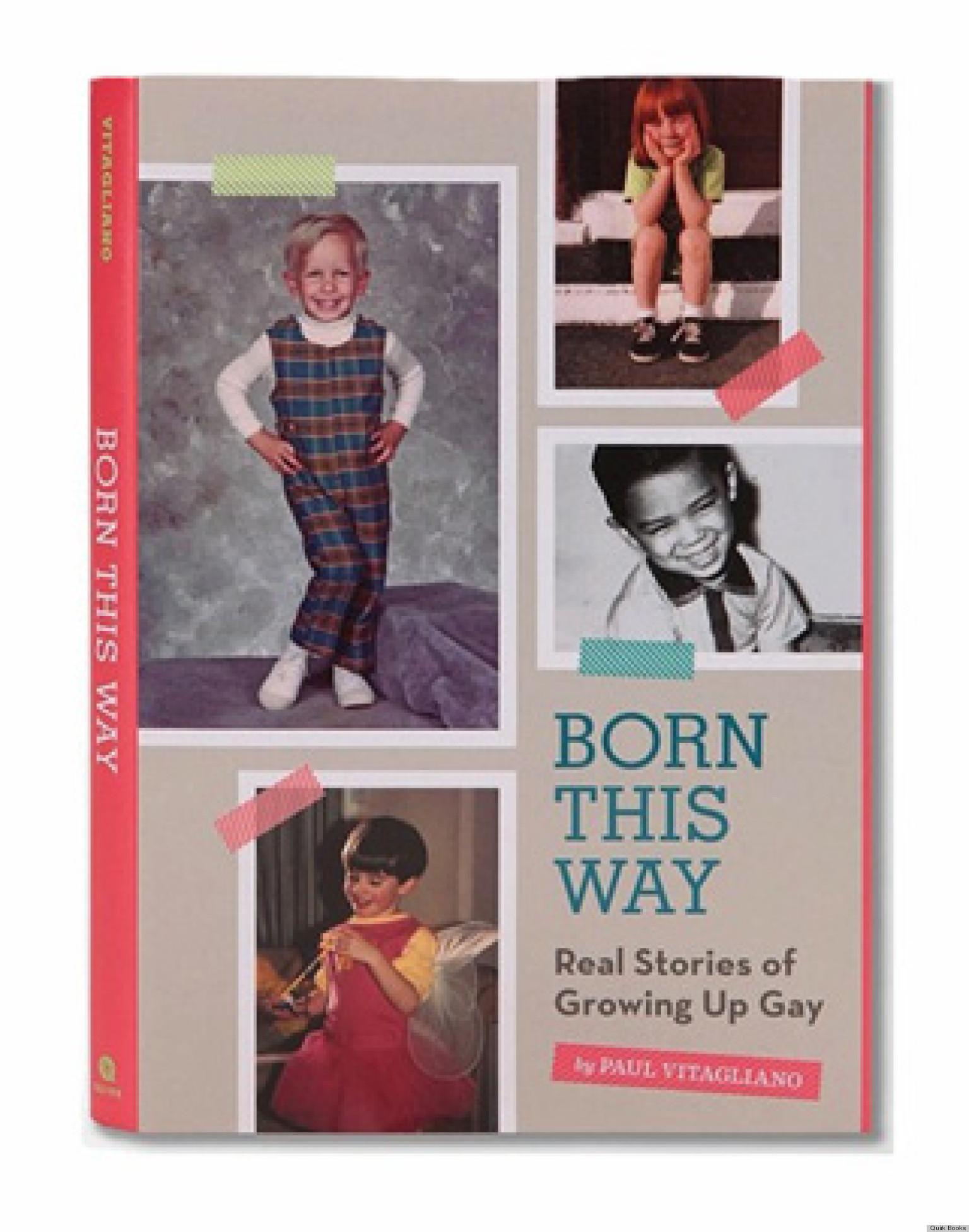 Born this way: Gay