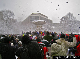 Snowballquester: When A Snowball Fight May Be Cancelled Due To Lack Of Snow