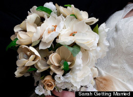 Wedding Bouquets Like You've Never Seen Them Before