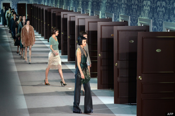 vuitton defile
