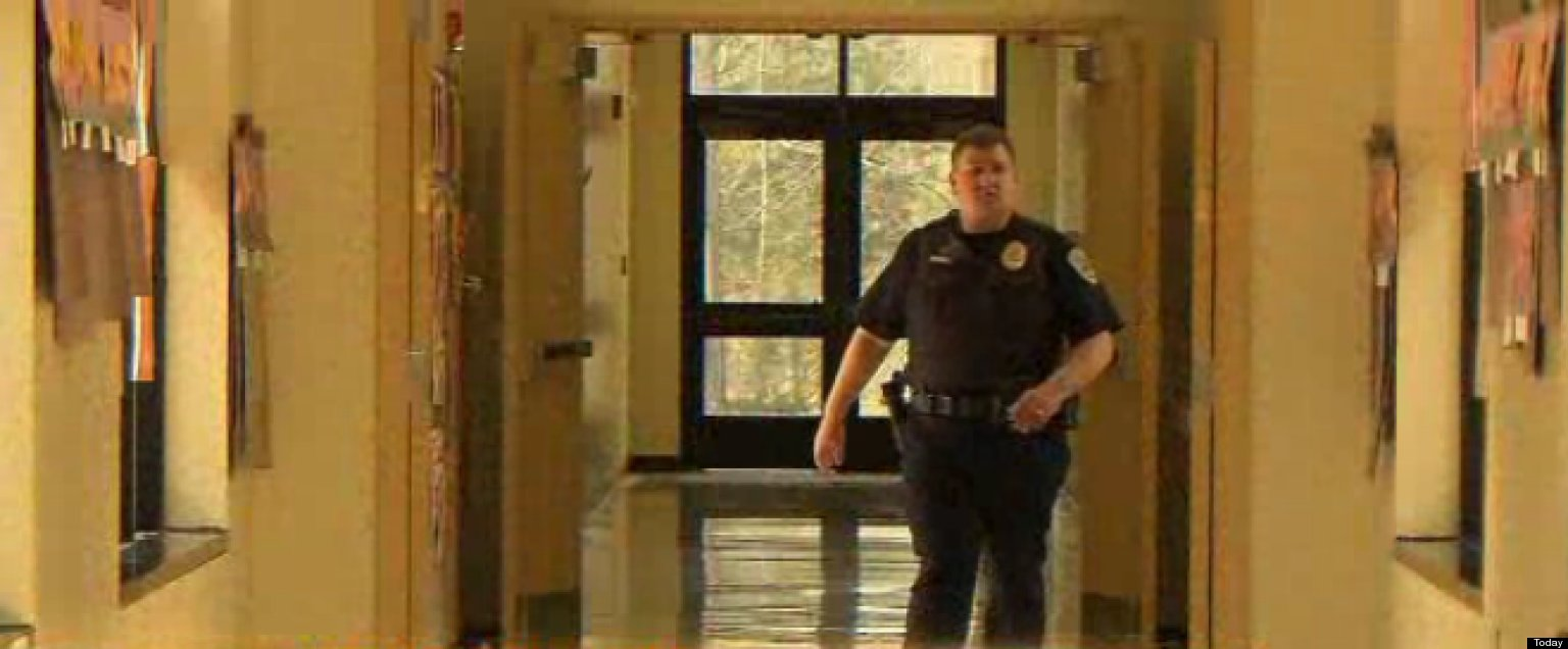 police officers in schools essay What do you think about undercover police officers in high schools once in my friend's school, four undercover police officers were permitted to.