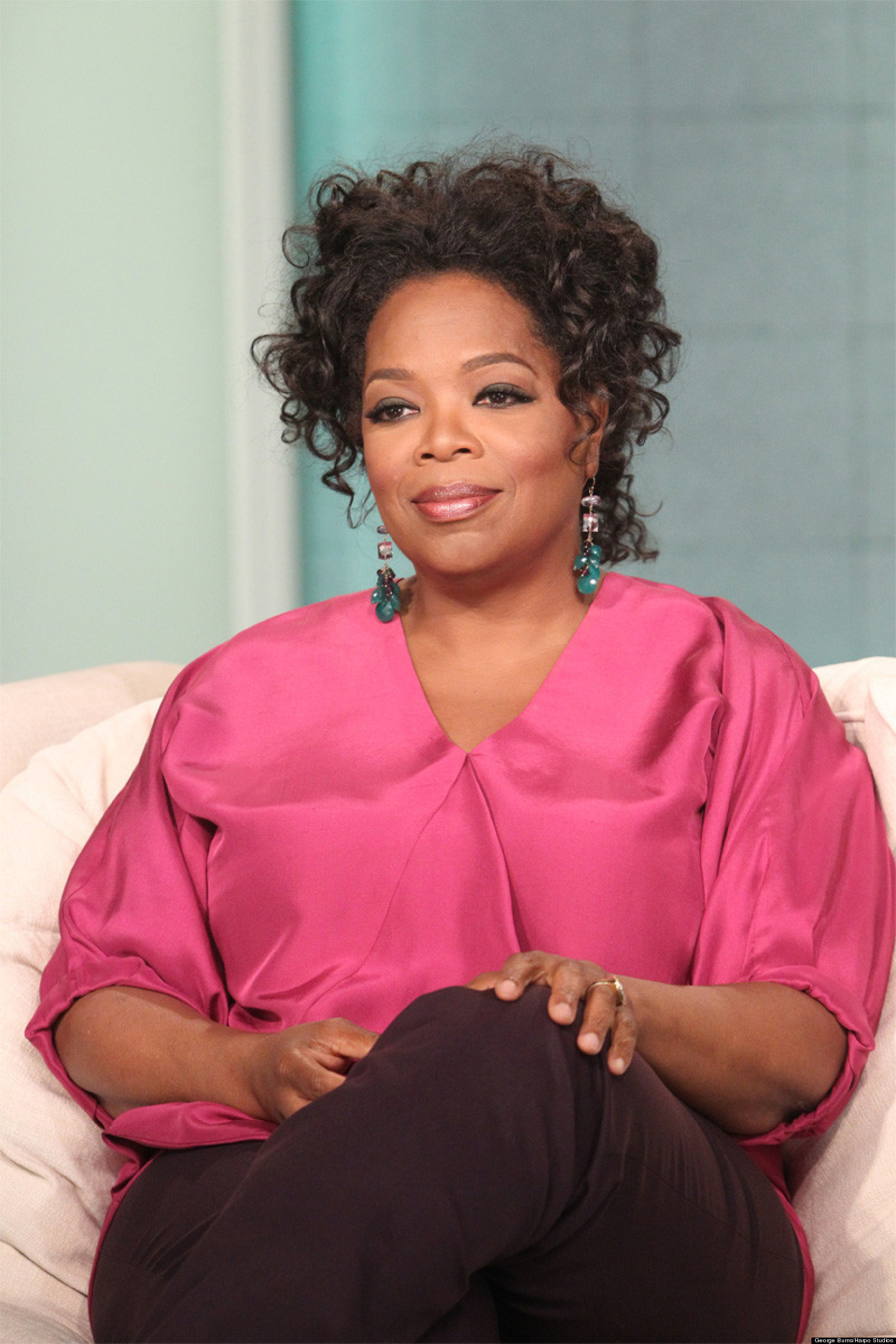 Oprah On Forgiveness: This Definition Was 'Bigger Than An ...  Oprah On Forgiv...