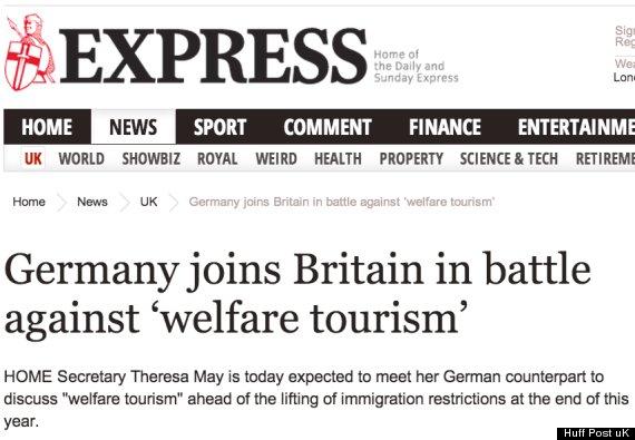 german britain