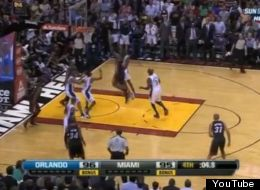 MIRA: Dramático tiro ganador de LeBron James (VIDEO)