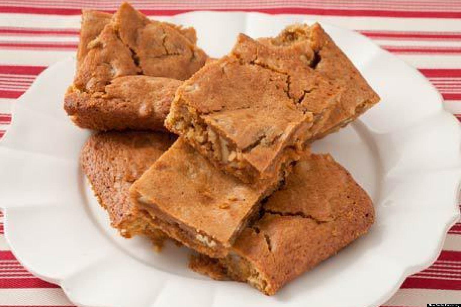 Blondie Brownies | Recipe | Blondie Brownies, Great Desserts and ...