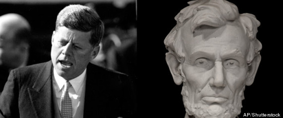 LINCOLN KENNEDY COINCIDENCES
