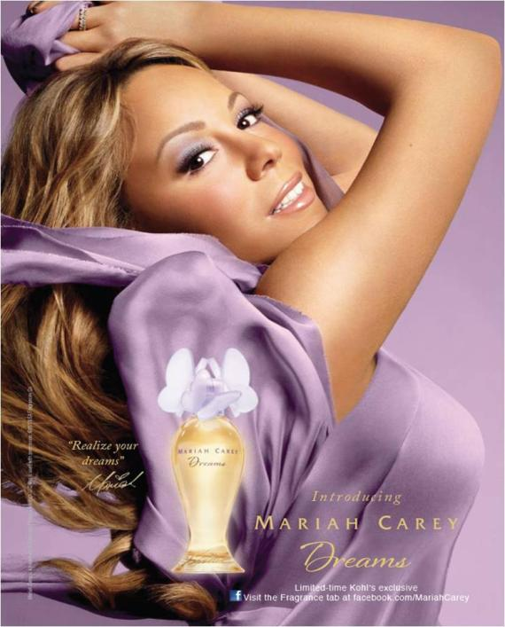 mariah carey dreams fragrance