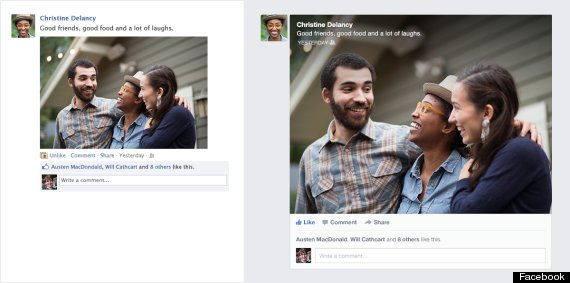 facebook news feed personalized newspaper