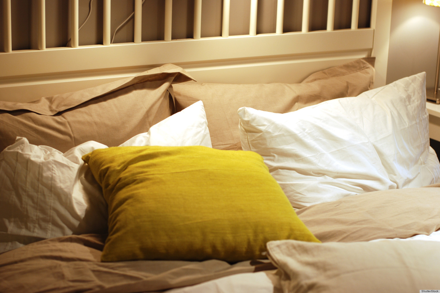 The 9 most stressful things in your bedroom and how to for Things in the bedroom
