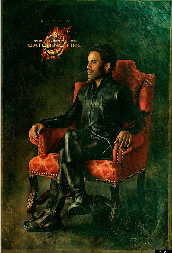 catching fire cinna