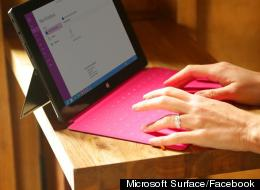 Test Drive: Microsoft Surface Tablet For A Newbie